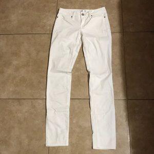 No Boundaries white jeans